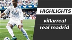 Highlights Highlights Villarreal 1-3 Real Madrid