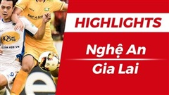 Highlights SLNA 3-1 HAGL
