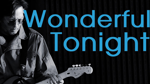 'Wonderful Tonight' – Eric Clapton