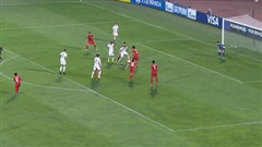 U20 World Cup: U20 Việt Nam 0-0 U20 New Zealand