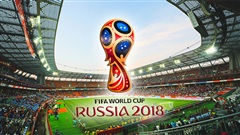 Ca khúc ngày mới: World Cup 2018!!! Let's Live It Up!