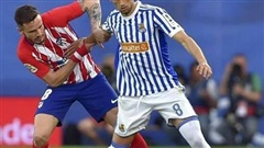 Real Sociedad 3-0 Atletico Madrid