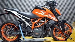 Thử tốc độ tối đa KTM Duke 390 2018 trên bàn chạy Dyno