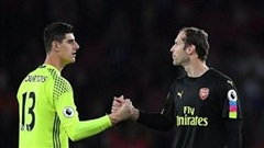 Petr Cech về lại Chelsea, Thibaut Courtois tới Real Madrid?